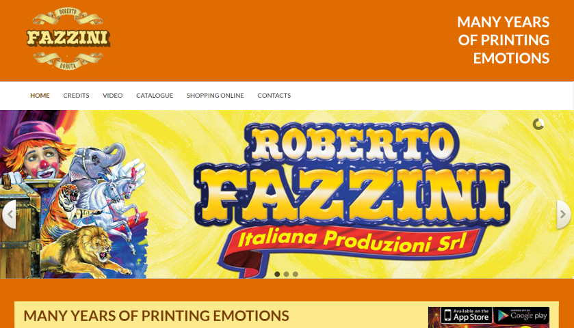 robertofazzini.it